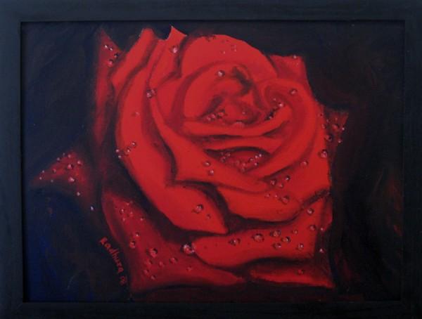 Olejomalby a jiné techniky - Plačící růže - placici-ruze-crying-rose-web.jpg